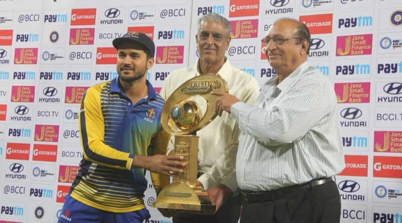 Syed Mushtaq Ali Trophy 2019 Live Streaming and broadcast channel: When and where to watch SMAT 2019?