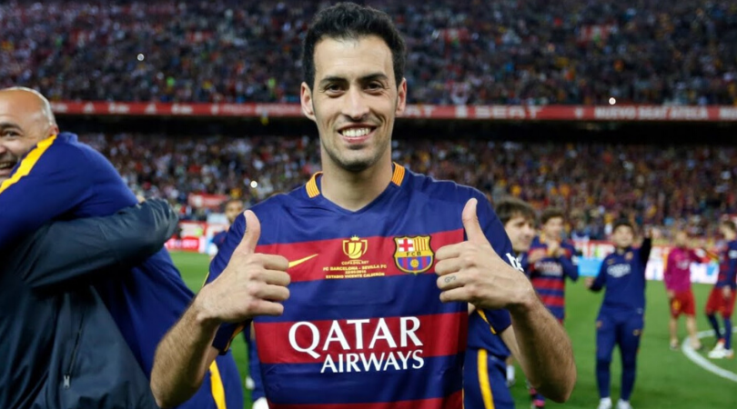 Sergio Busquets 'When football becomes art compilation' shows how criminally underrated he is
