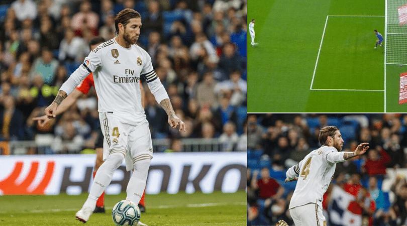Sergio Ramos produces an inch perfect Panenka for Real Madrid vs Galatasaray