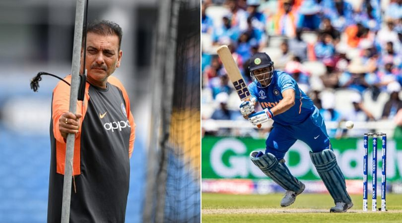 MS Dhoni Latest News: Ravi Shastri wants Dhoni's retirement speculators to wait till IPL 2020