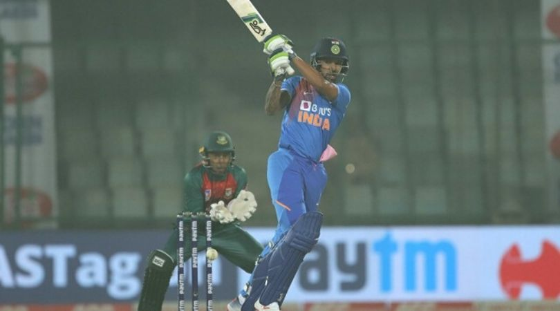 Should Shikhar Dhawan's T20I strike rate bother India?