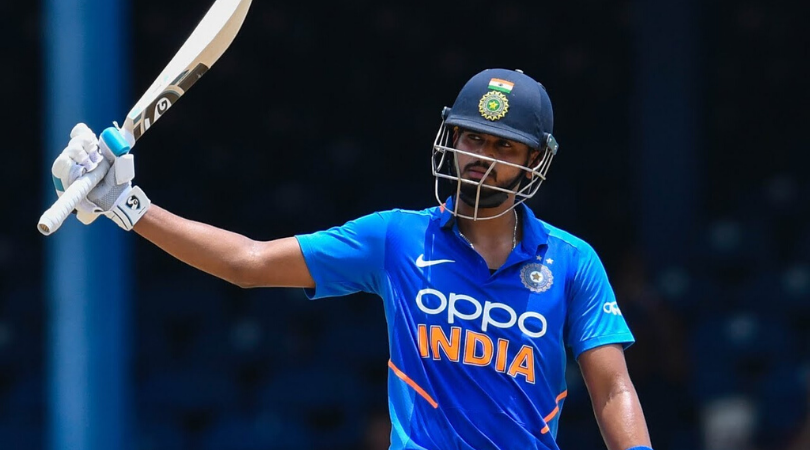Shreyas Iyer pulls a Dhoni with a helicopter shot vs Punjab in Syed Mushtaq Ali trophy