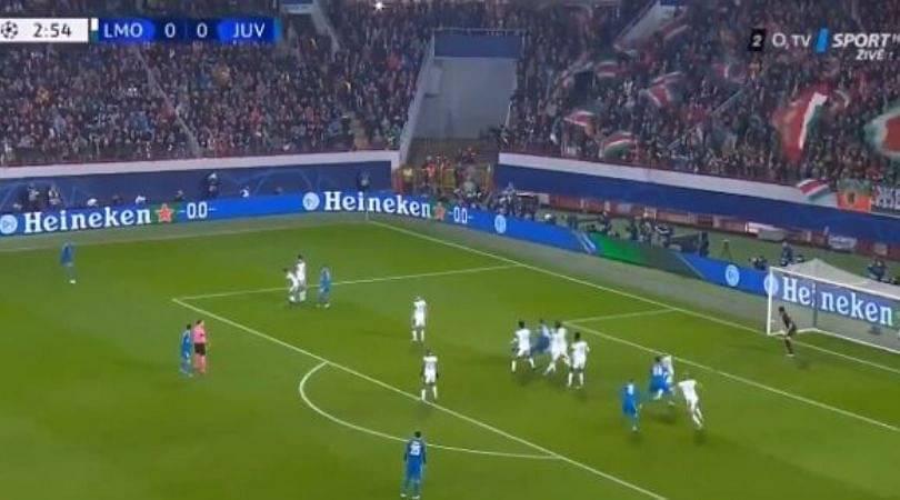 Cristiano Ronaldo goal Vs Lokomotiv Moscow: Watch Ronaldo end his freekick drought with sensational strike