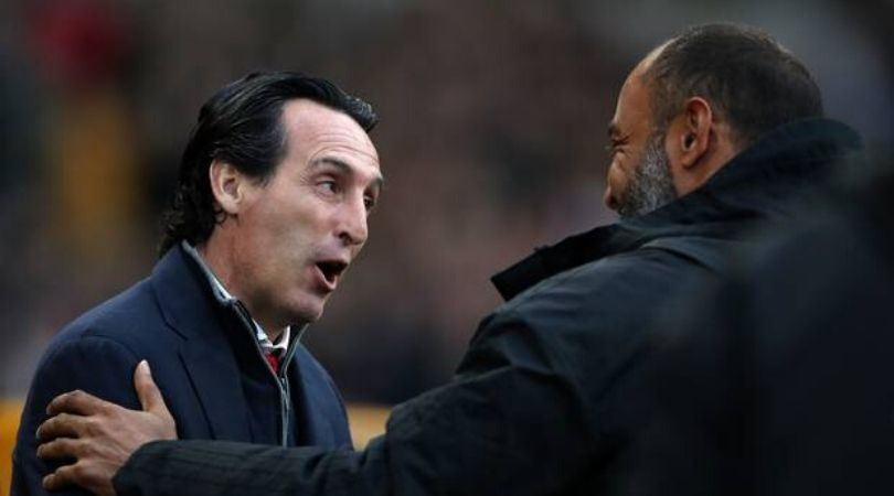 Arsenal Transfer News: Wolves' manager is favourite to replace Unai Emery at Arsenal