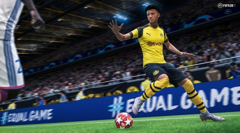 All editions of FIFA 20 are available for heavy discounted prices in PlayStation's Black Friday sale