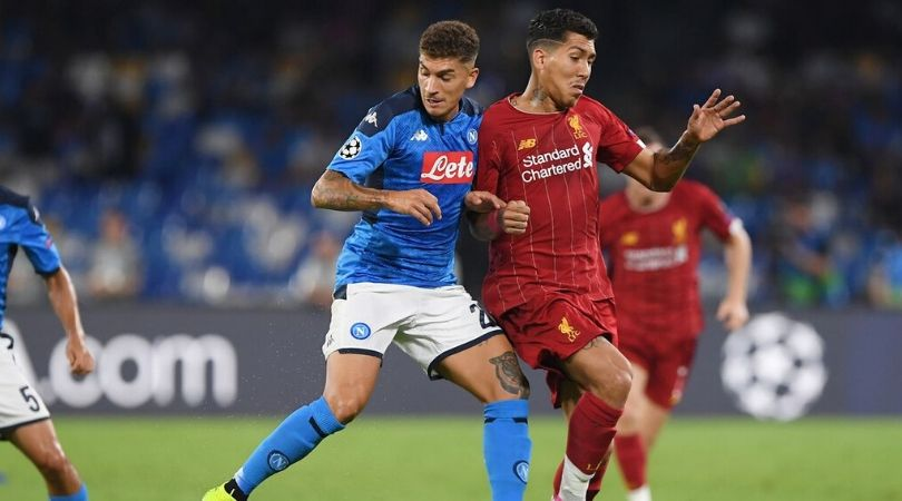 Liverpool Vs Napoli Probable Lineups: Predicted lineups of Liverpool and Napoli in Champions League 2019/20 clash
