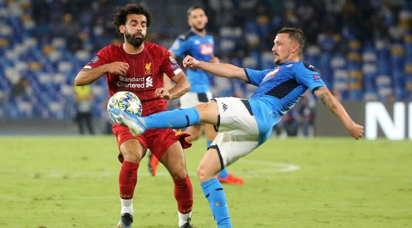 LIV Vs NAP Dream 11 Match Prediction: Liverpool Vs Napoli Best Dream 11 Team For UEFA Champions League Match