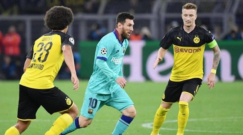 BAR Vs DOR Dream 11 Match Prediction: Barcelona Vs Borussia Dortmund Best Dream 11 Team For UEFA Champions League Match