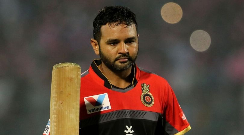 Parthiv Patel gives brilliant response after RCB asks fans to choose between him and Devdutt Padikkal as opener