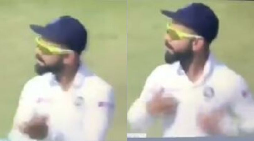 Watch: Virat Kohli requests audience to cheer for Shami instead of him