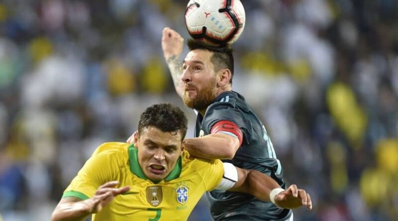 Lionel Messi News: Thiago Silva accuses Messi of manipulating referees on pitch