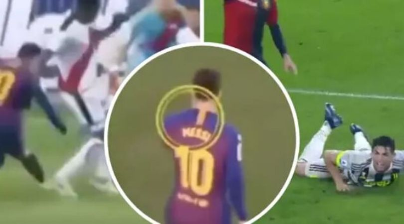 Video reveals difference between Lionel Messi and Cristiano Ronaldo, goes viral