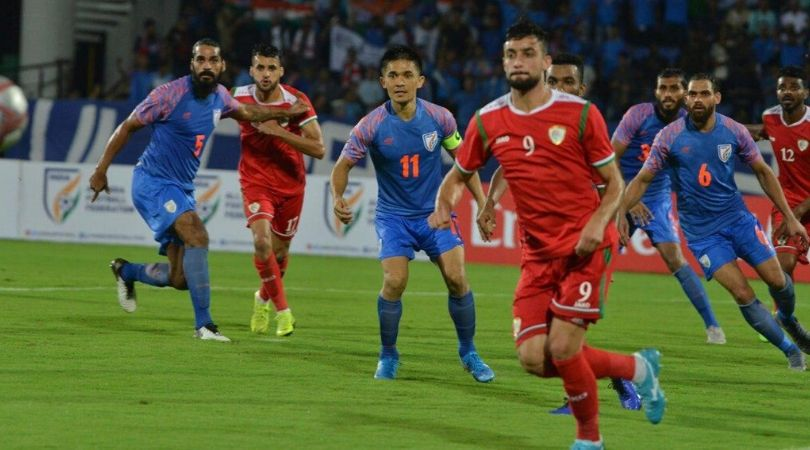 India Vs Oman match time and live telecast channel in, when and where to watch IND Vs OMN football world cup qualifier