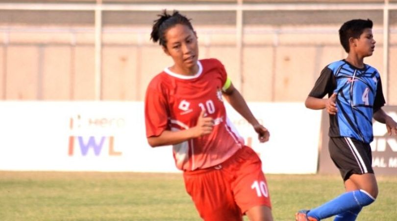 Ngangom Bala Devi receives call up by Scottish giants Rangers FC for trials