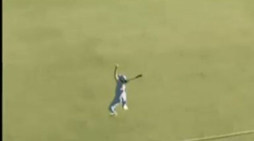 Watch: Harmanpreet Kaur take sensational one-handed catch to dismiss Stafanie Taylor