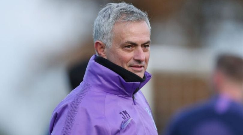 Jose Mourinho takes a dig at Manchester United and Chelsea in his first interview as Spurs manager