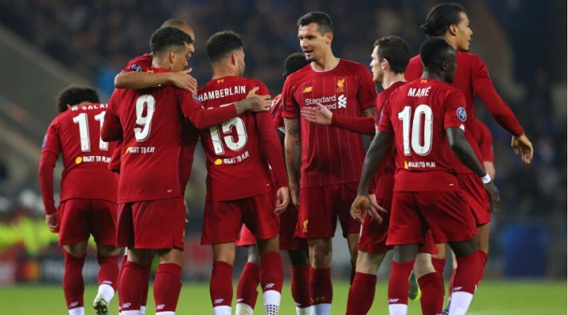 4 times Liverpool has been luck in this Premier League season