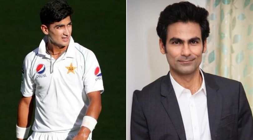 Mohammad Kaif takes sneaky dig at Pakistan's 16-year-old sensation Naseem Shah