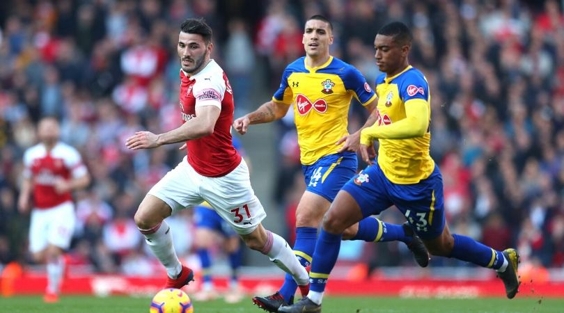 Arsenal Vs Southampton: Gunners predicted lineup against Saints in upcoming  match | Premier League | The SportsRush