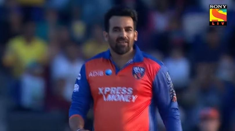 Zaheer Khan at 41 shows class is permanent while playing in T10 Abu Dhabi league