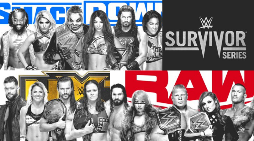 WWE Survivor Series 2019 Date, Time, Match card, Broadcast Channel in India