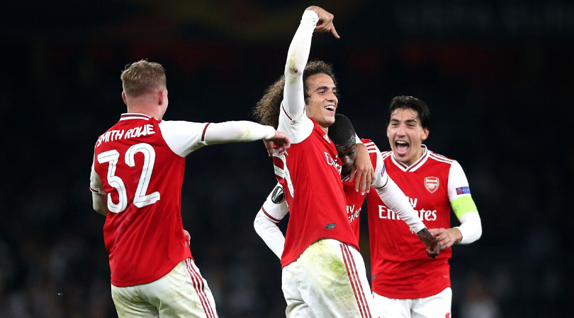 Why is Vitoria SC vs Arsenal Europa League match taking place on Wednesday night