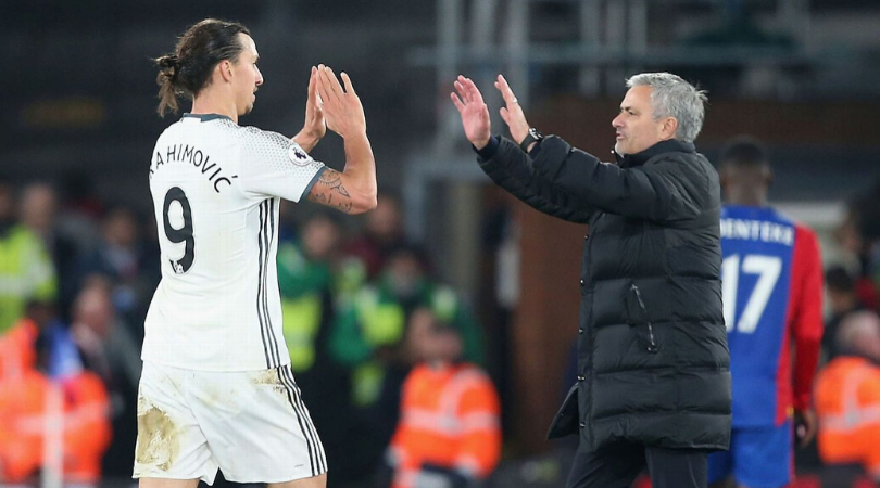 Jose Mourinho to sign Zlatan Ibrahimovic in January?