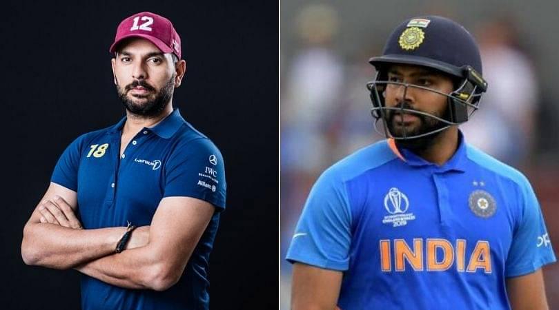 Yuvraj Singh mocks Rohit Sharma in hilarious banter on Instagram involving Praveen Kumar