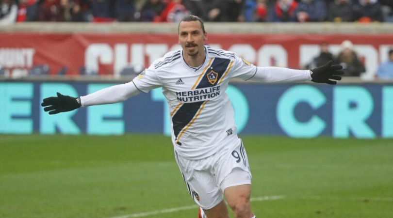 Zlatan Ibrahimovic Transfer Former Manchester United striker appears to have confirmed his next football club