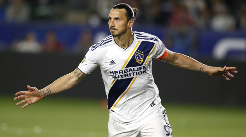 Zlatan Ibrahimovic leaves LA Galaxy with a humorous message for fans