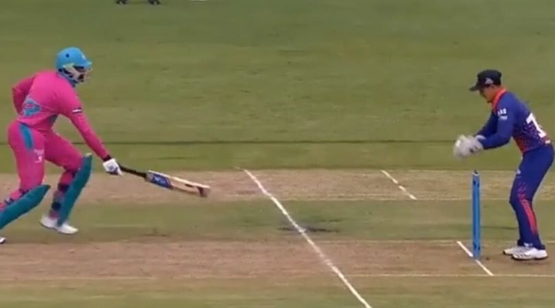 WATCH: Quinton de Kock imitates MS Dhoni to run-out Andile Phehlukwayo in MSL 2019