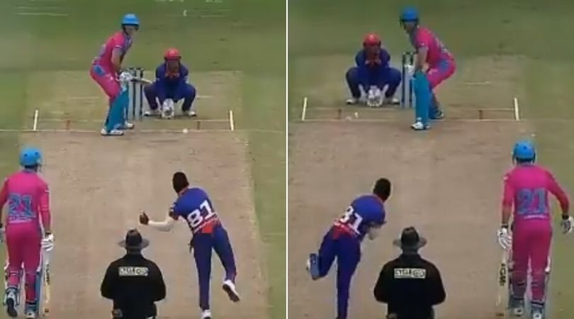 WATCH: Ambidextrous Gregory Mahlokwana takes wickets with both arms vs Durban Heat in MSL 2019