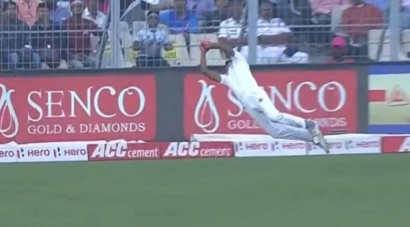Virat Kohli dismissal vs Bangladesh: Watch Taijul Islam grabs spectacular catch to dismiss Indian captain at Eden Gardens