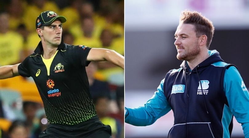 Brendon McCullum and Pat Cummins involve in Twitter banter after KKR buys Cummins for INR 15.50 crore in IPL 2020 auction