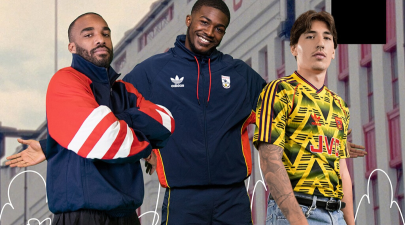 Arsenal bruised banana kit Gunners and adidas announce the retro inspired kit with a brilliant video