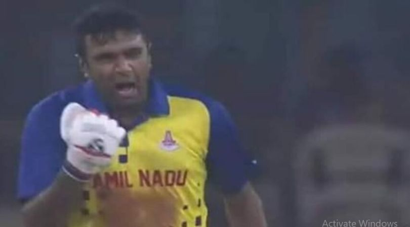WATCH: Fans troll Ravi Ashwin for celebrating before victory in Syed Mushtaq Ali Trophy final