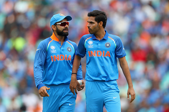 Bhuvneshwar Kumar replacement: Who has replaced Bhuvneshwar for West Indies ODIs?