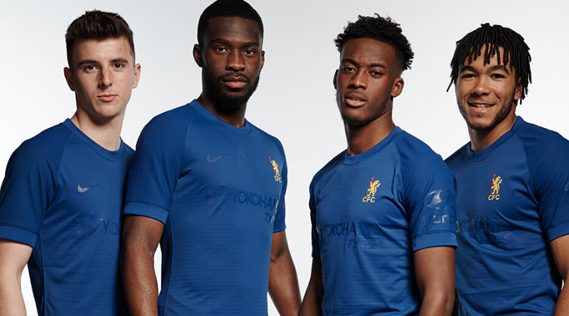 Chelsea unveil iconic retro kit to celebrate 50th anniversary of first FA Cup title