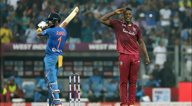 Which IPL team has bought Sheldon Cottrell in IPL 2020 Auction?