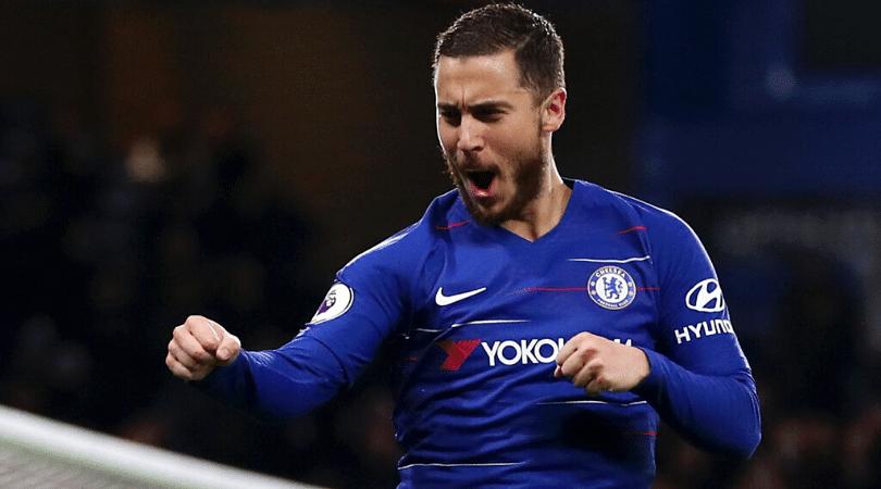 Eden Hazard promises Chelsea fan he will come back