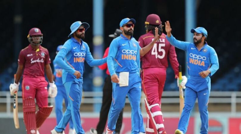 India vs West Indies Chennai Match Tickets: How to book tickets for IND vs WI 1st ODI?