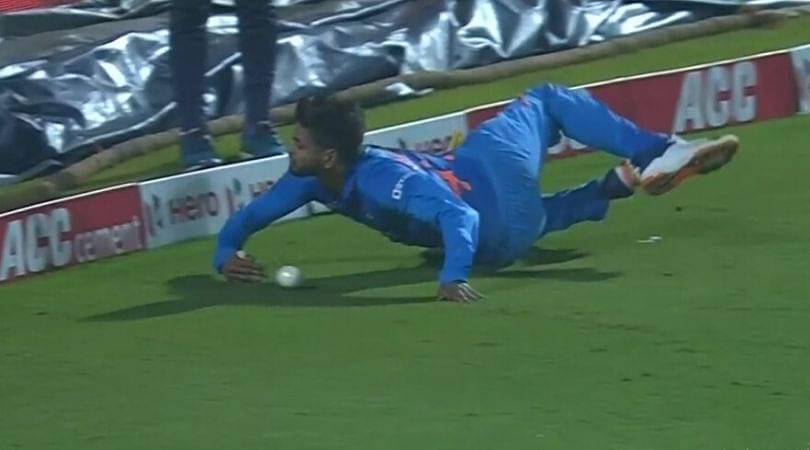 WATCH: Shreyas Iyer's outstanding run-out to send back Shimron Hetmyer in Visakhapatnam ODI