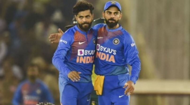 Why are Yuzvendra Chahal and Ravindra Jadeja not playing today's third T20I between India and West Indies?