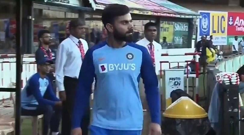 """""""Never seen that happen in cricket"""": Virat Kohli rages over Ravindra Jadeja's run-out in Chennai ODI"""