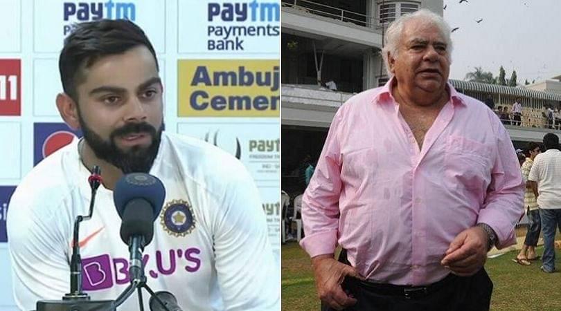 Virat Kohli opens up on Farokh Engineer's statement on Anushka Sharma and Indian selectors