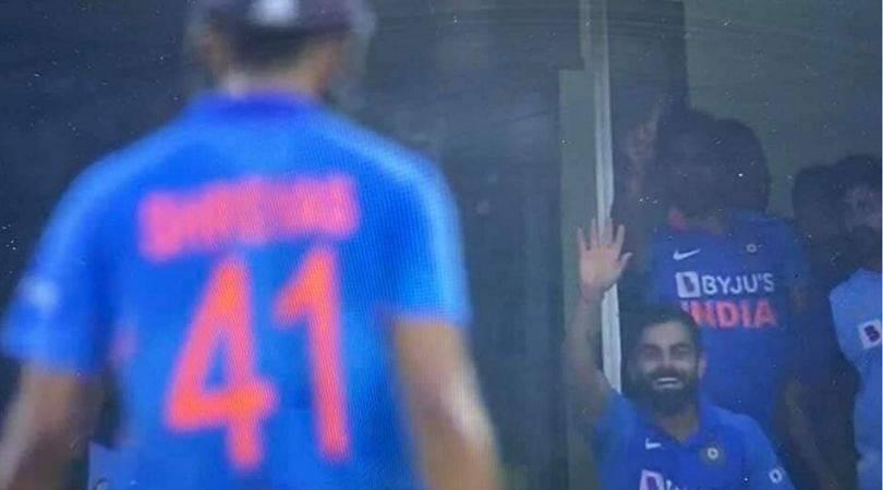 WATCH: Virat Kohli corrects Shreyas Iyer as latter wrongly celebrates sixth ODI half-century