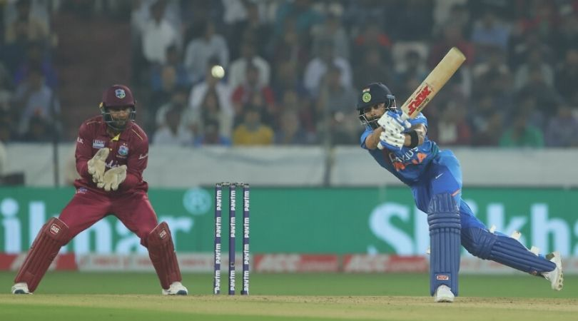 Twitter reactions on Virat Kohli lashing out at umpire for not giving waist-height no-ball in Hyderabad T20I