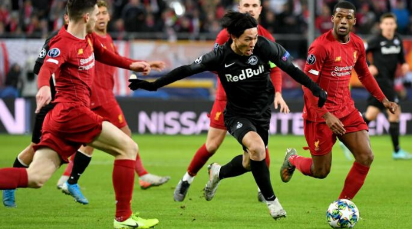Liverpool Transfer news The Reds have agreed a January deal with Red Bull Salzburg's Takumi Minamino for £7.25 million
