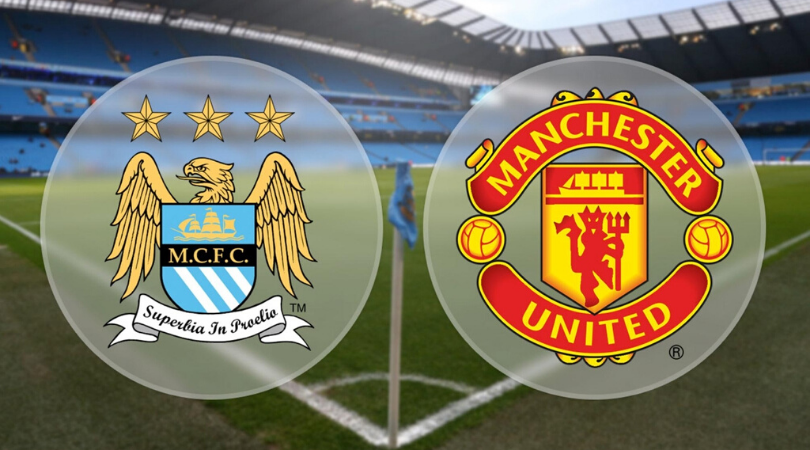 Man City vs Man Utd head to head, results and statistics