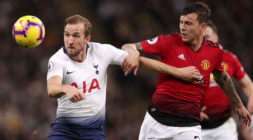 Manchester United vs Tottenham head to head How have the Red Devils and Spurs fared against each other in the last 5 seasons